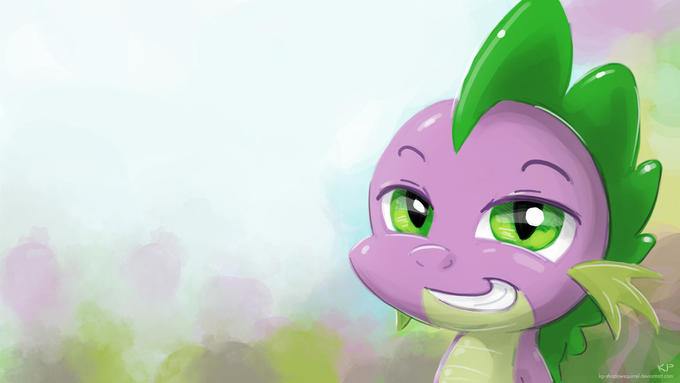 Spike Portrait