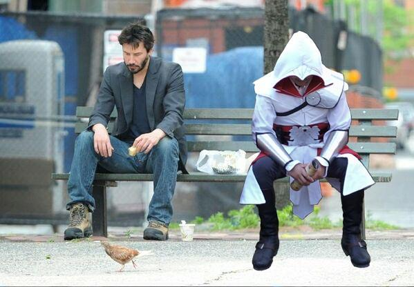 Ezio in real life