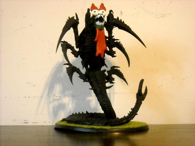 Warhammer 40K Custom figure Aku