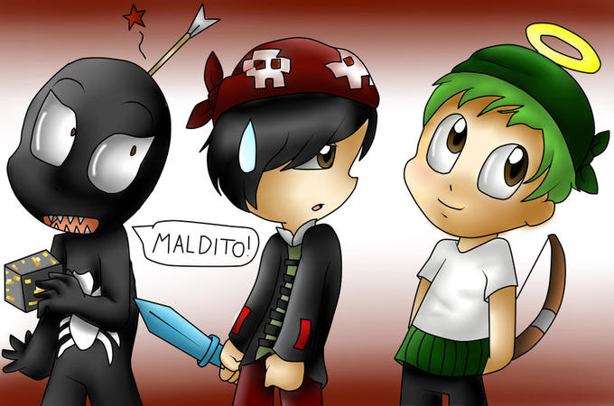 Maldito Fan Art