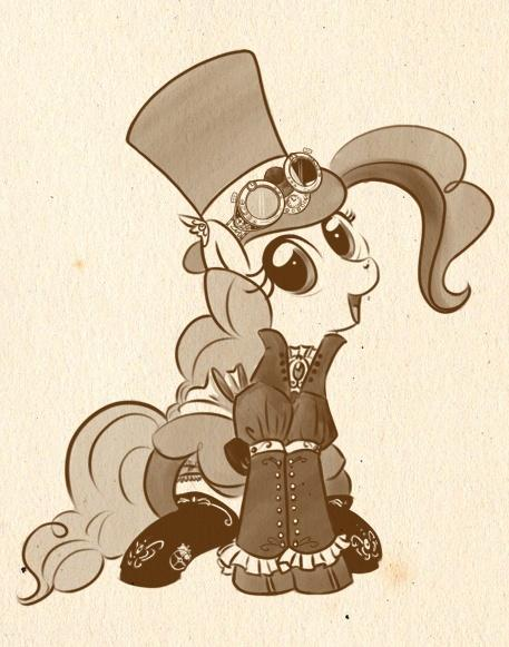 Steampunk pinkie is best pinkie
