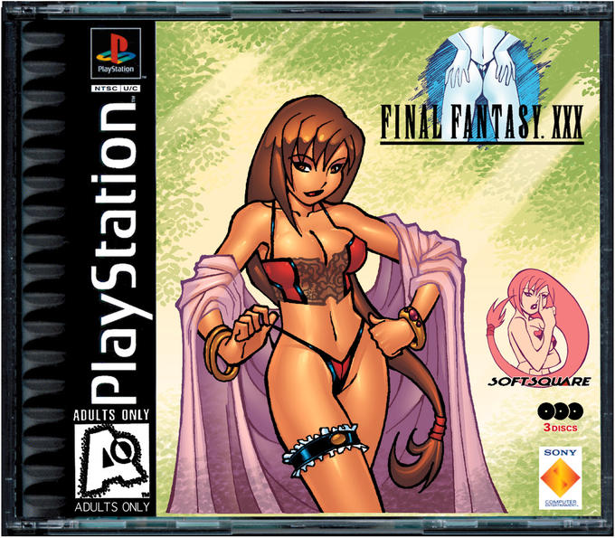 Final Fantasy XXX by RyanKinnaird