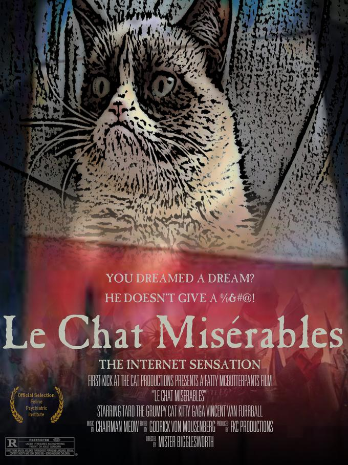 Le Chat Miserables