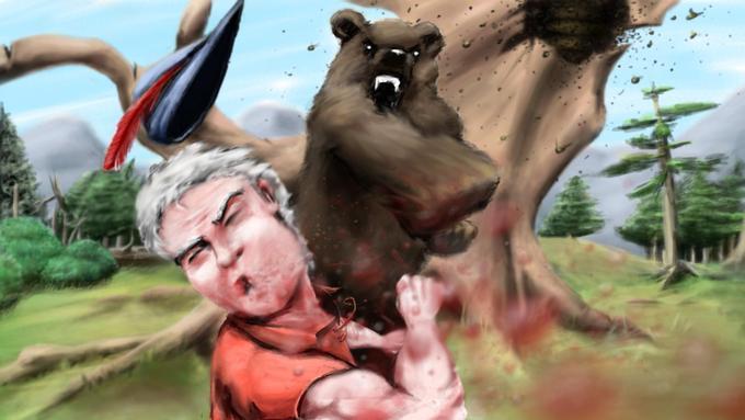 HD Bear Punch!