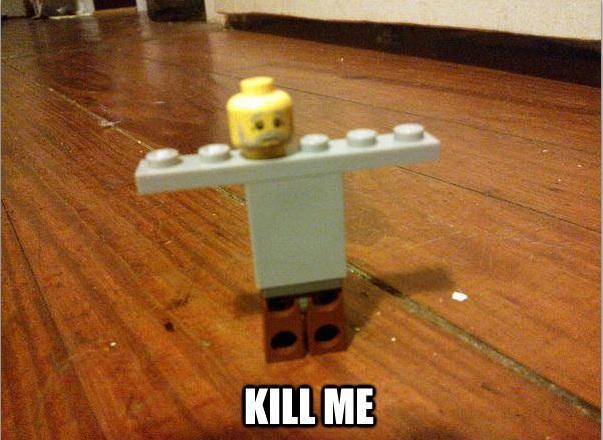 KILL ME Lego