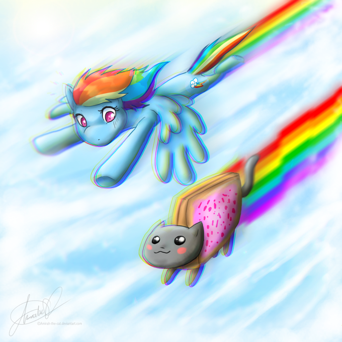 Rainbow powah