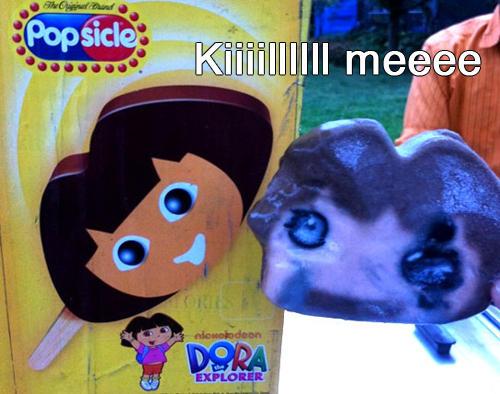 Dora the dieing explorer