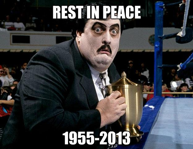 William Moody / Paul Bearer