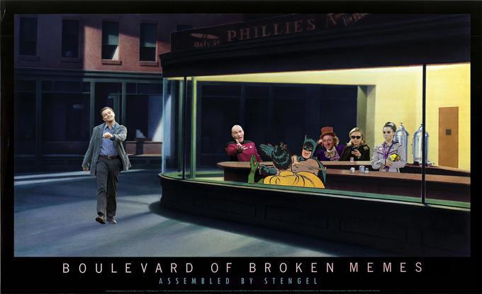 Boulevard of Broken Memes