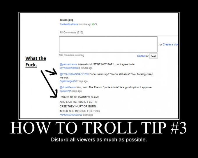 How To Troll #3