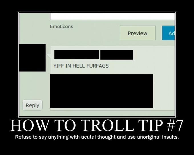 How To Troll #7