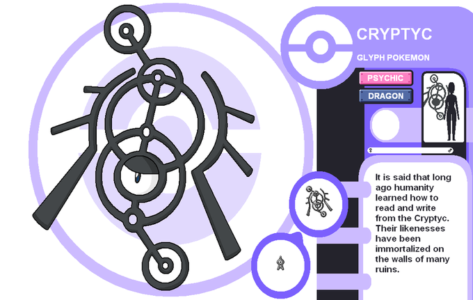 Cryptyc; Fake Unknown Evolution