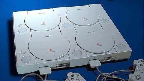Leaked photos of the PS4