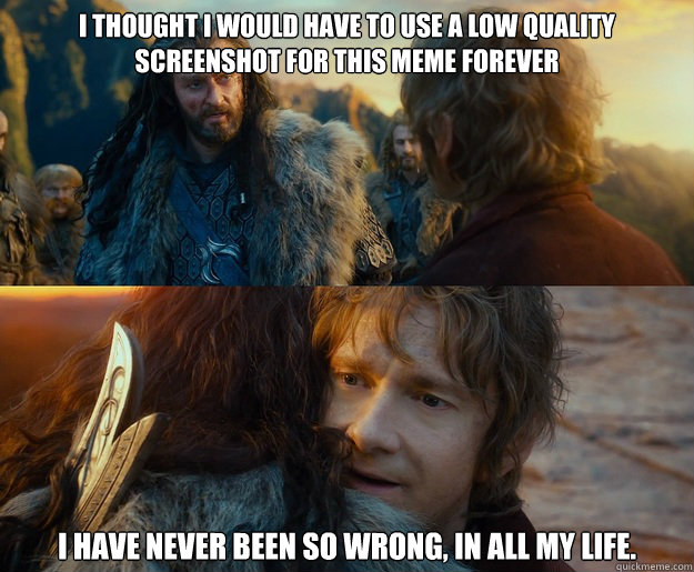 Sudden Change of Quality Thorin