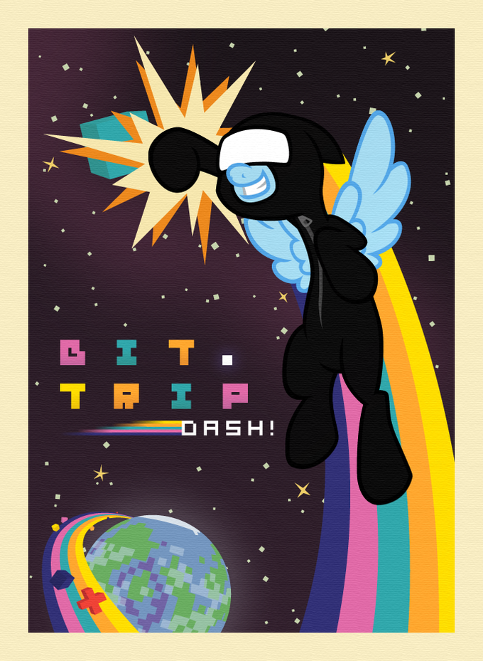 BIT.TRIP DASH!