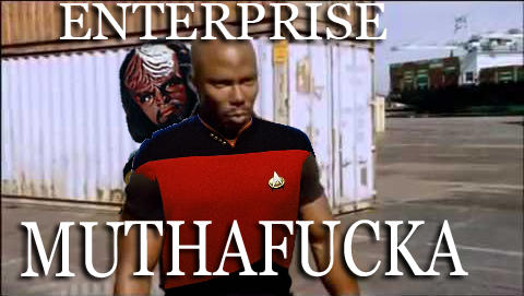 Enterprise Muthafucka