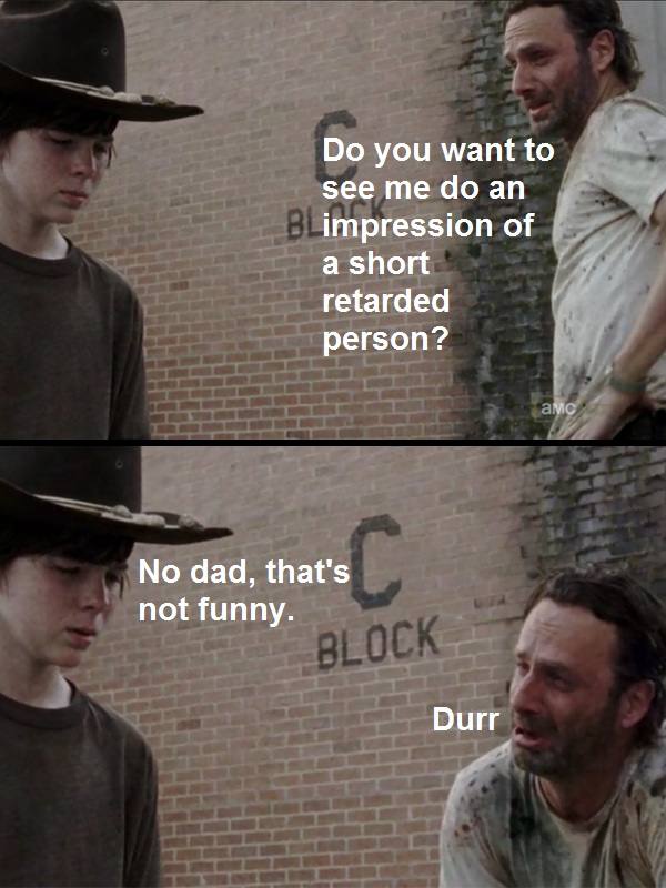 Walking Dead Memes Rick And Carl Rick | The Walking Dead