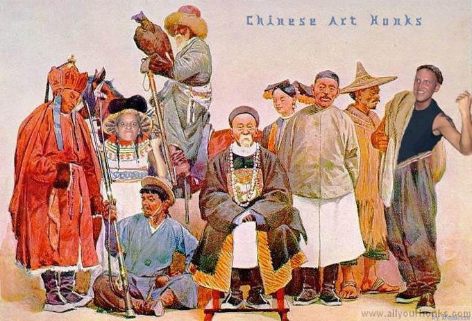 Chinese Art Honks