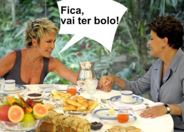 Ana Maria e Dilma