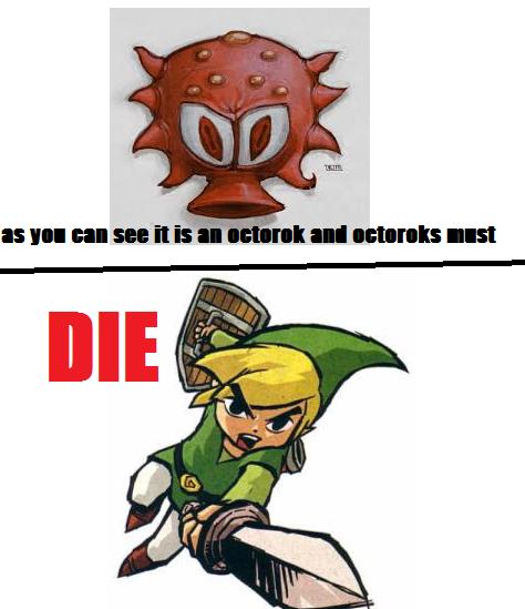 Octoroks must DIE