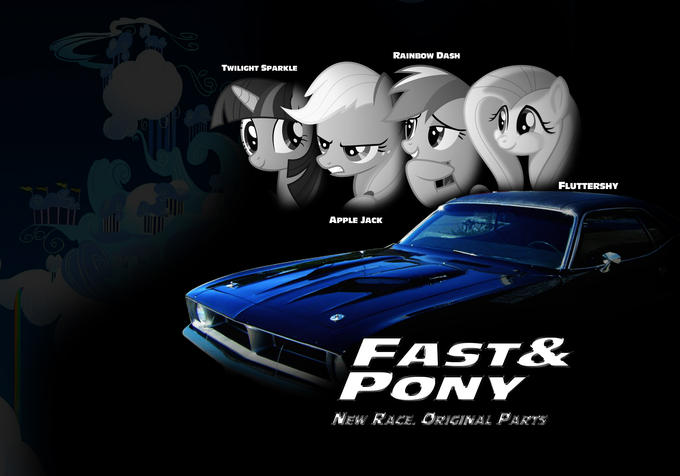 Fast and pony