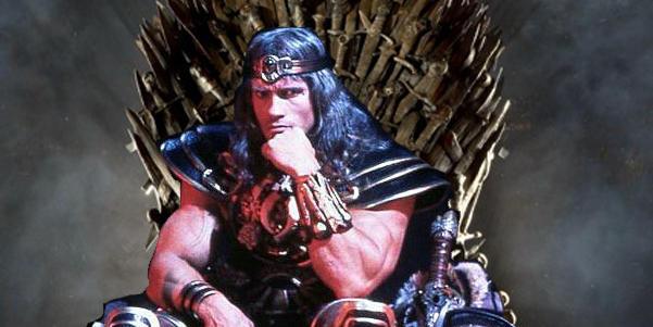 King Conan of Thones