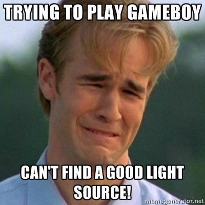 Game Boy Problems