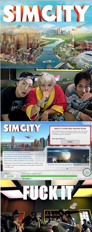 G-Dragon Pisses Off