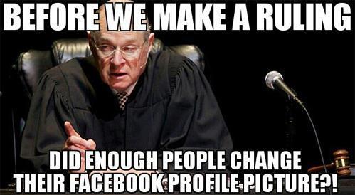 Said No Supreme Court Justice Ever