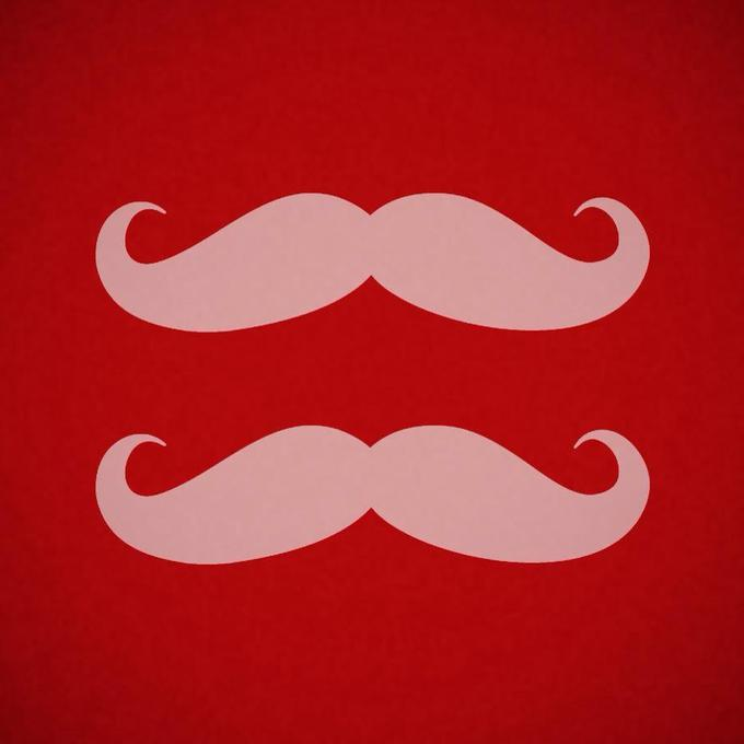 'Stache Equality