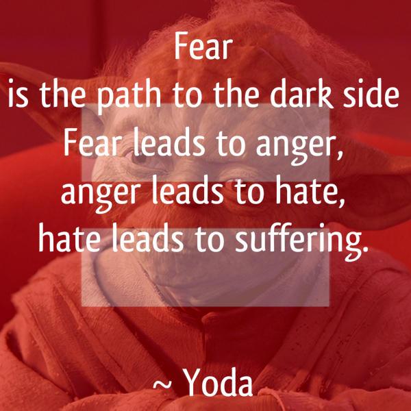 Equal, Yoda
