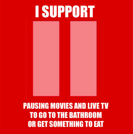 Support A Worthy Pause