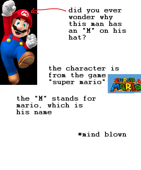 M for Mind Blown