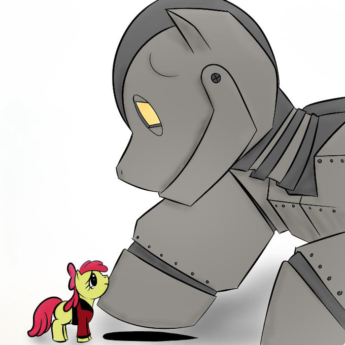 the iron pony