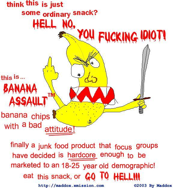 Banana Assault