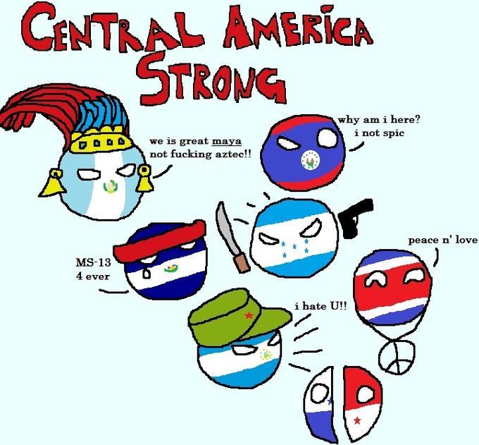 Central America Ball
