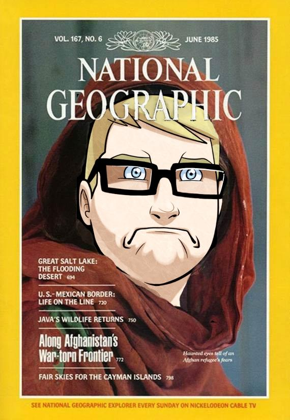 Matt Frump National Geographic