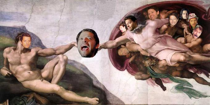 The Creation of Misha