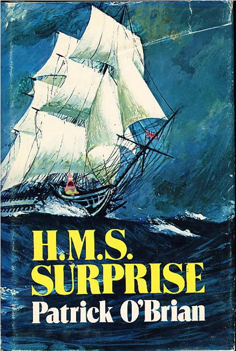 H.M.S. Surprised Patrick