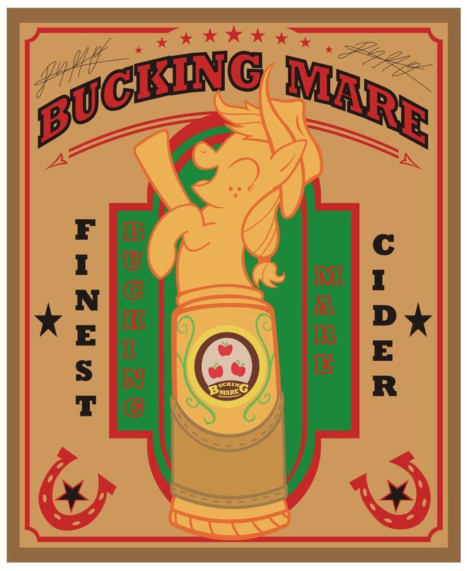 Bucking Mare
