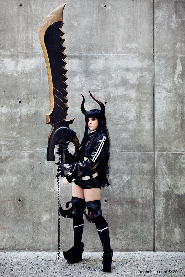 Black Gold Saw Cosplay