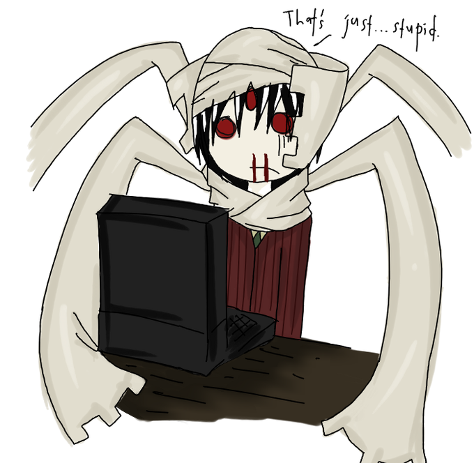 asura discovers rule 34 for the first time