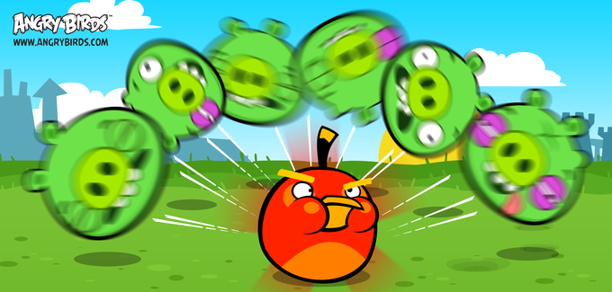 Angry Birds Version