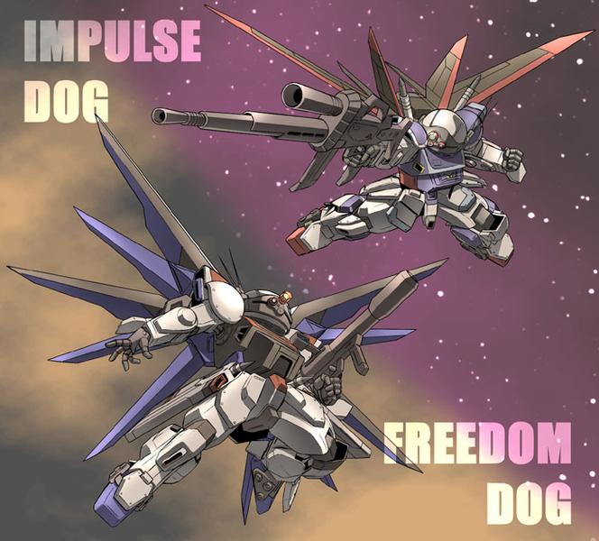 Gundam Seed x Votoms