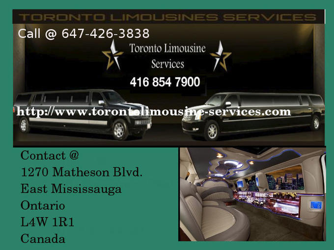 Different Varieties of Limo Service in Ontario