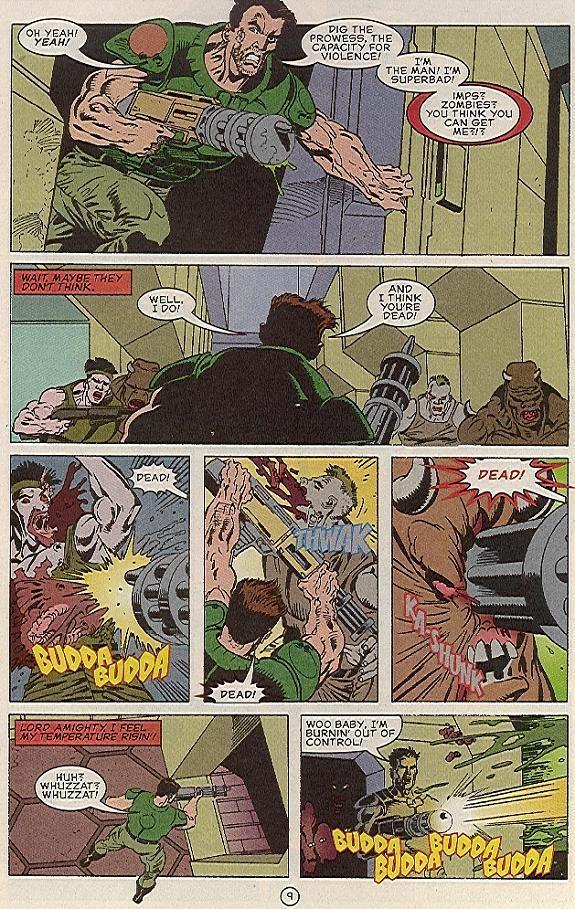 The Doom Comic: Page 9