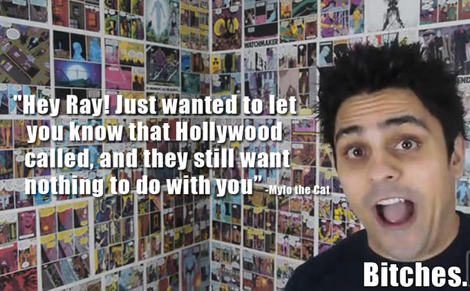 Ray William Johnson is a Tremendous Talent