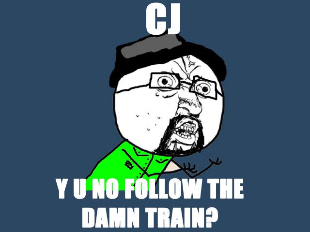 """[Image - 534670]   """"Y U NO"""" Guy   Know Your Meme Y U No Meme"""