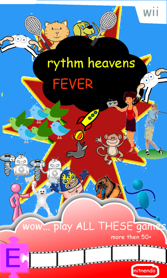 Rhythm Heaven clipart