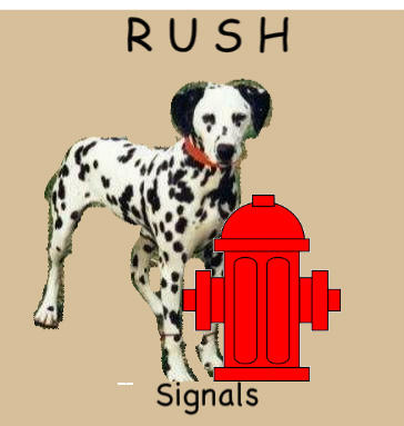Signals Clipart Style